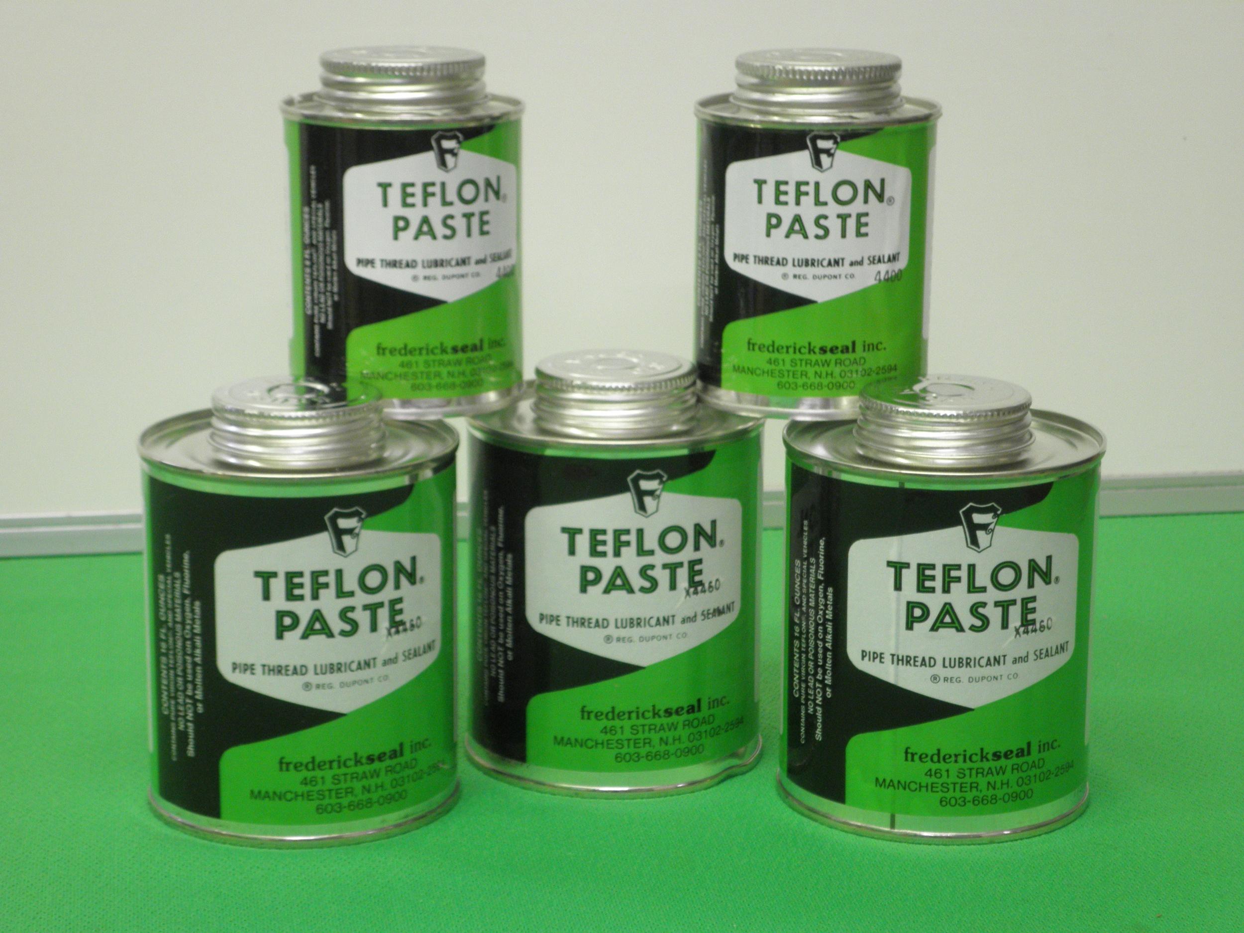 Teflon Paste Shop Ferederickseal